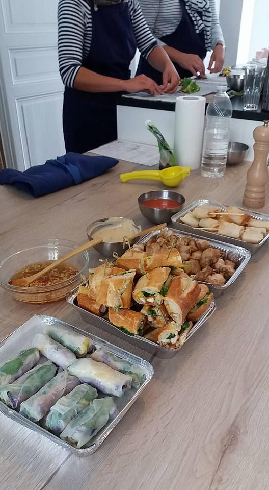 atelier culinaire enterrement de vie de garçon