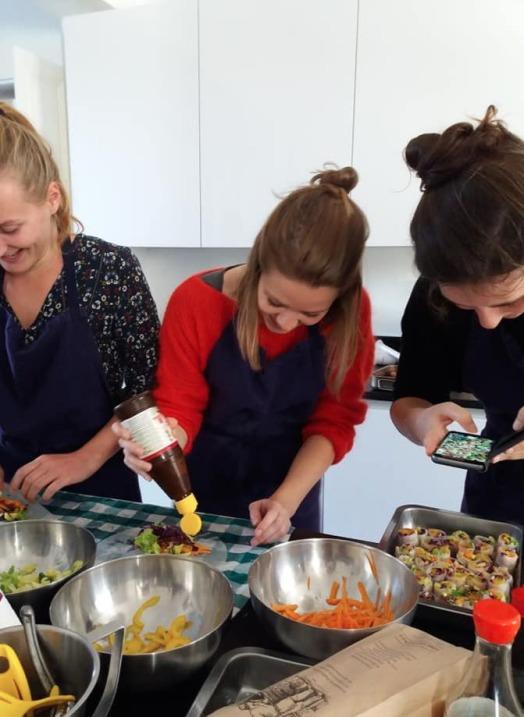enterrement de vie de jeune filles saint-malo cours de cuisine