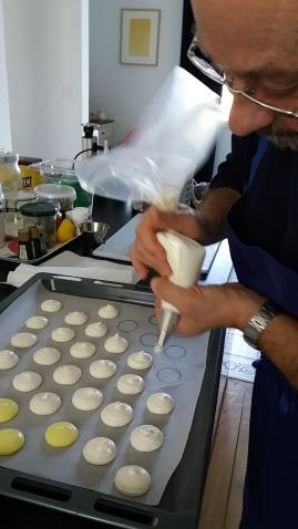 cours de cuisine dinard macarons