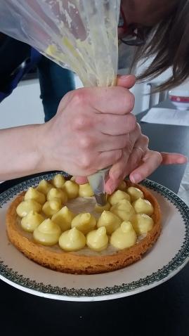 cours de cuisine dinard pâtisserie