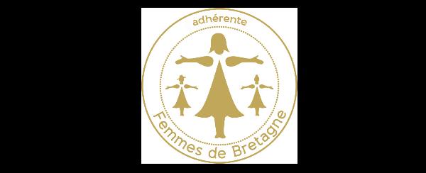 femme de bretagne logo adherente