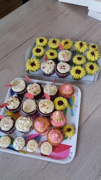 L'atelier savoureux cupcakes cours de cuisine