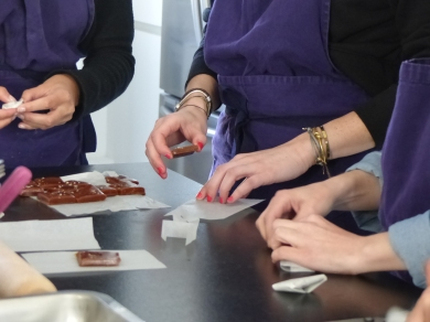 L'atelier savoureux cooking classes in saint-malo